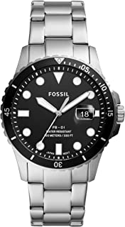 Fossil Men's FB-01 Stainless Steel Casual Quartz Watch