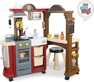 Little Tikes Kitchen & Restaurant-Red – (Amazon Exclusive)