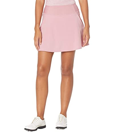 PUMA Golf PWRSHAPE Solid Woven Skirt (Foxglove) Women