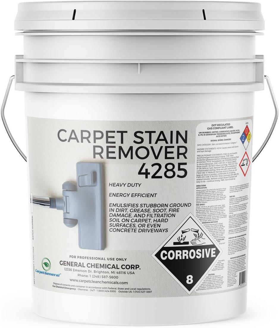 trust CarpetGeneral - Carpet Max 68% OFF Stain Remover and All-Purpose 4285 Mult