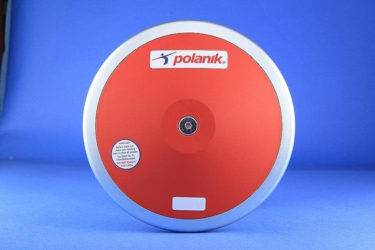 POLANIK TPD Disque à lancer d'entraîneHommest - 0,60 kg - 0,75 kg - 0,80 kg - 1,00 kg - 1,25 kg - 1,50 kg - 1,60 kg - 1,75 kg - 1,90 kg - 2,00 kg - 2,10 kg - 2,50 kg - 3,00 kg