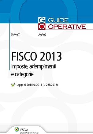 Fisco 2013