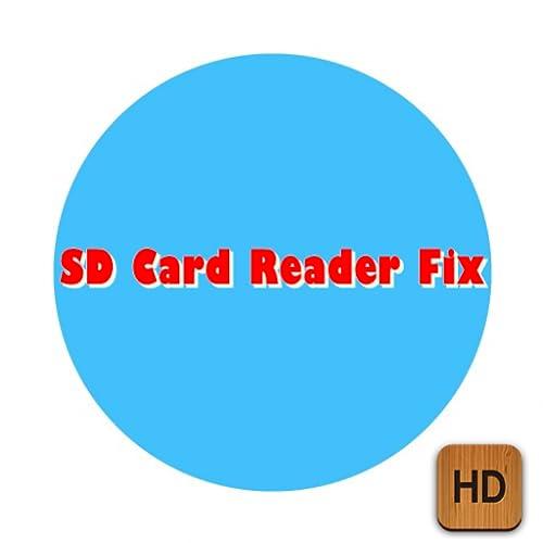 sd card reader fix