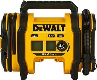 Dewalt DCC018N-XJ 18V XR Inflator, Black/Yellow