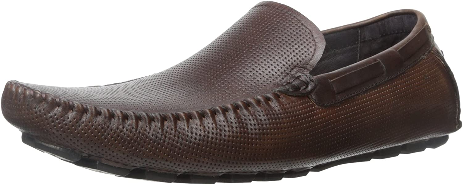 Kenneth Cole New York Men's On The Hour Oxford