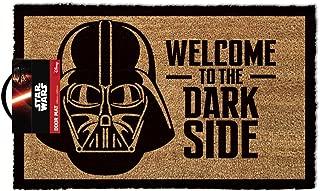Pyramid America GPA70002 Star Wars Welcome to the Dark Side Doormat, 17
