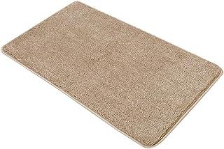 Indoor Doormat Super Absorbent Mud Mat, Magic Non Slip Door Mat Dirts Trapper Mat, Outdoor Doormat for Bathroom, Front, In...