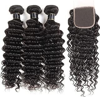 deep wave hair 14 16 18