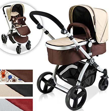 Amazon.es: cochecito bebe 3 en 1 - Hasta 7 kg / Carritos y sillas de ...