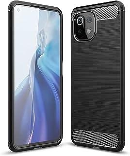 Wuzixi Case for Xiaomi Mi 11 Lite 5G.Soft silicone sleeve design, shockproof and durable, Cover Case for Xiaomi Mi 11 Lite...
