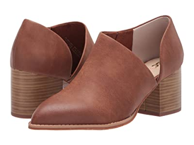 Seychelles BC Footwear By Seychelles Make A Difference (Cognac V-Leather) Women