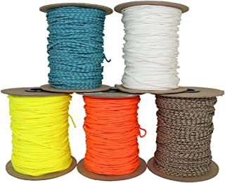 SGT KNOTS Spectra Cord (1.8 mm or 2.2 mm) Speargun Line - Fishing Line - All-Purpose Utility Cord - for Tie-Downs, Gear Bundles, Boot Laces, Camping, Survival, More (100 ft - 300 ft)