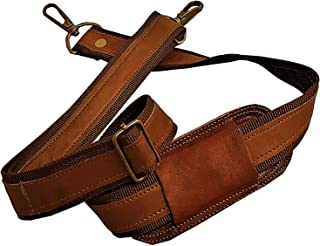 leather satchel strap