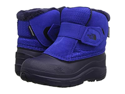 The North Face Kids Alpenglow II (Toddler) (Peacoat Navy/TNF Blue) Kids Shoes