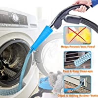 BoxLegend Dryer Vent Vacuum Cleaner Kit