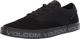 Volcom Men's Draw Lo Suede Shoe Skate, Zapato para Patinar Hombre