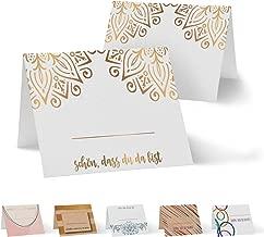 Suchergebnis Auf Amazonde Für Tischkarten Goldene Hochzeit