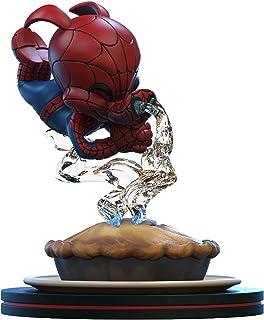 Quantum Mechanix QMx - Spider-Man: Miles Morales Q-Fig Elite Diorama