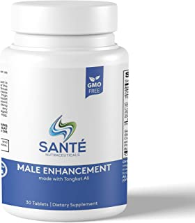 Santé Ultimate Male Formula- Sperm Volumizer- with Premium Grade L Arginine for Maximum Performance, Improved Sperm Motility- Increased Size, Strength and Endurance