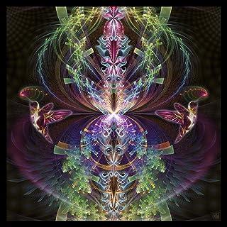 I See You Mandala Tapestry   Wall Hanging   Shamanic Art   Spiritual   Psychedelic Art   Shaman   Visionary   Psy   Art