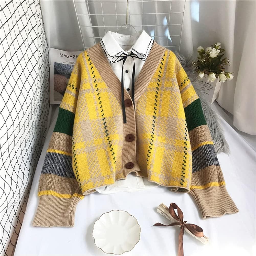 STRAW Sweater Jacket Women's Autumn Winter Cardigan Loose Short Brand Cheap Houston Mall Sale Venue