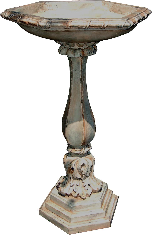 Hickory Manor House Acanthus SALENEW very popular Leaf Pcs Bath Bird Parthenon 2 Max 65% OFF