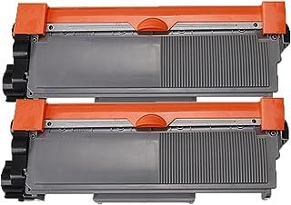 Bramacartuchos - 2 X Tóner Compatible Tn2320 Alta Capacidad Dos Negros