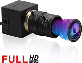 Webcamera usb 2MP 2.8-12mm Varifocal Lens USB Camera CMOS OV2710 Sensor,Webcam Support 1920X1080@30fps,UVC Compliant Webcamera Support Most OS,Focus Adjustable USB with Camera,High Speed USB2.0 Webcam
