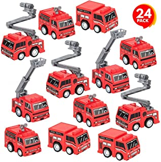 fire truck helicopter