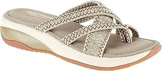 Cali Women's Promotes-Excellence Platform Sandal