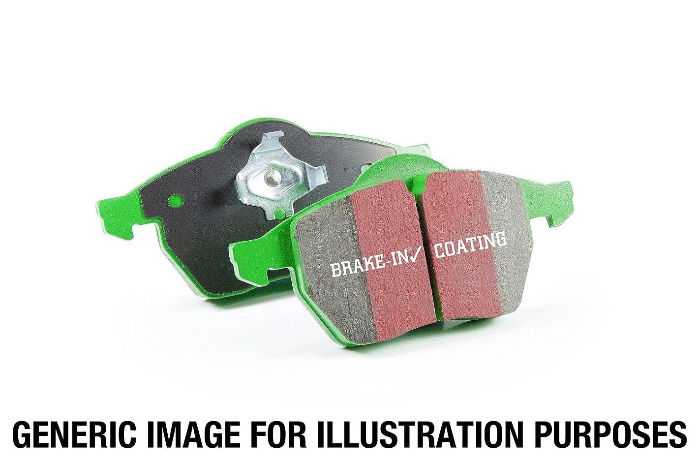 EBC Brakes DP21363 Greenstuff 2000 Series Sport Brake Pad