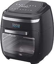 Kitchen Move Colrado friteuse zonder olie, XXL, 11 l, mini-oven met accessoires, 2000 W, heteluchtfriteuse, programma voor...