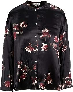 Luxury Fashion | Vince Womens V618512213001 Black Shirt | Autumn-Winter 19