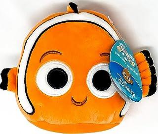 "Disney Squishmallow Kelly Toys 5"" Finding Nemo Super Soft Stuffed Plush Toy Pillow"