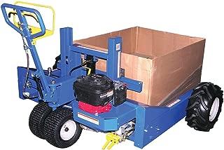 Vestil All Terrain Gas Power Lift & Drive Pallet Truck Jack, 36