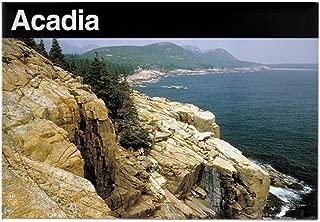 CafePress Acadia National Park Rectangle Magnet, 2