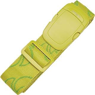 Samsonite Luggage Strap, Vivid Green, No Lock