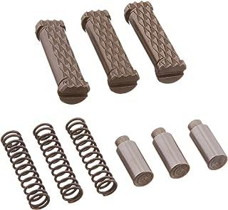 Ridgid 44715 E-1666-X Jaw Inserts, 3-Pack
