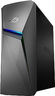 ASUS ゲーミングデスクトップパソコン ROG STRIX GL10CS (Core i5-9400F /GTX 1660 / 16GB・SSD 256GB・HDD 1TB/ アイアングレー / Windows 10 Home 64ビット)【...