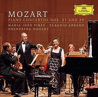 Mozart: Piano Concertos Nos. 27, K.595 & 20, K.466