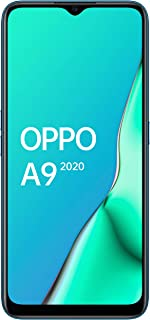 OPPO A9 2020 (Marine Green, 4GB RAM, 128GB Storage) with No Cost EMI/Additional Exchange Offers