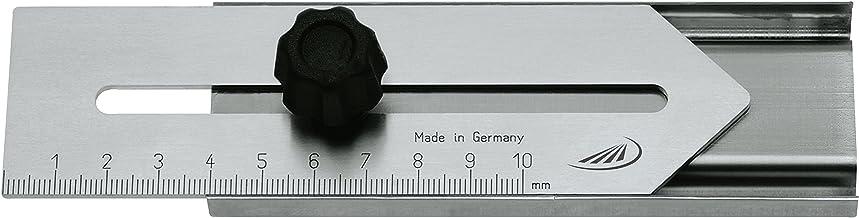 HELIOS-PREISSER Einfaches Streichmaß mit Feststellschraube, 0323318
