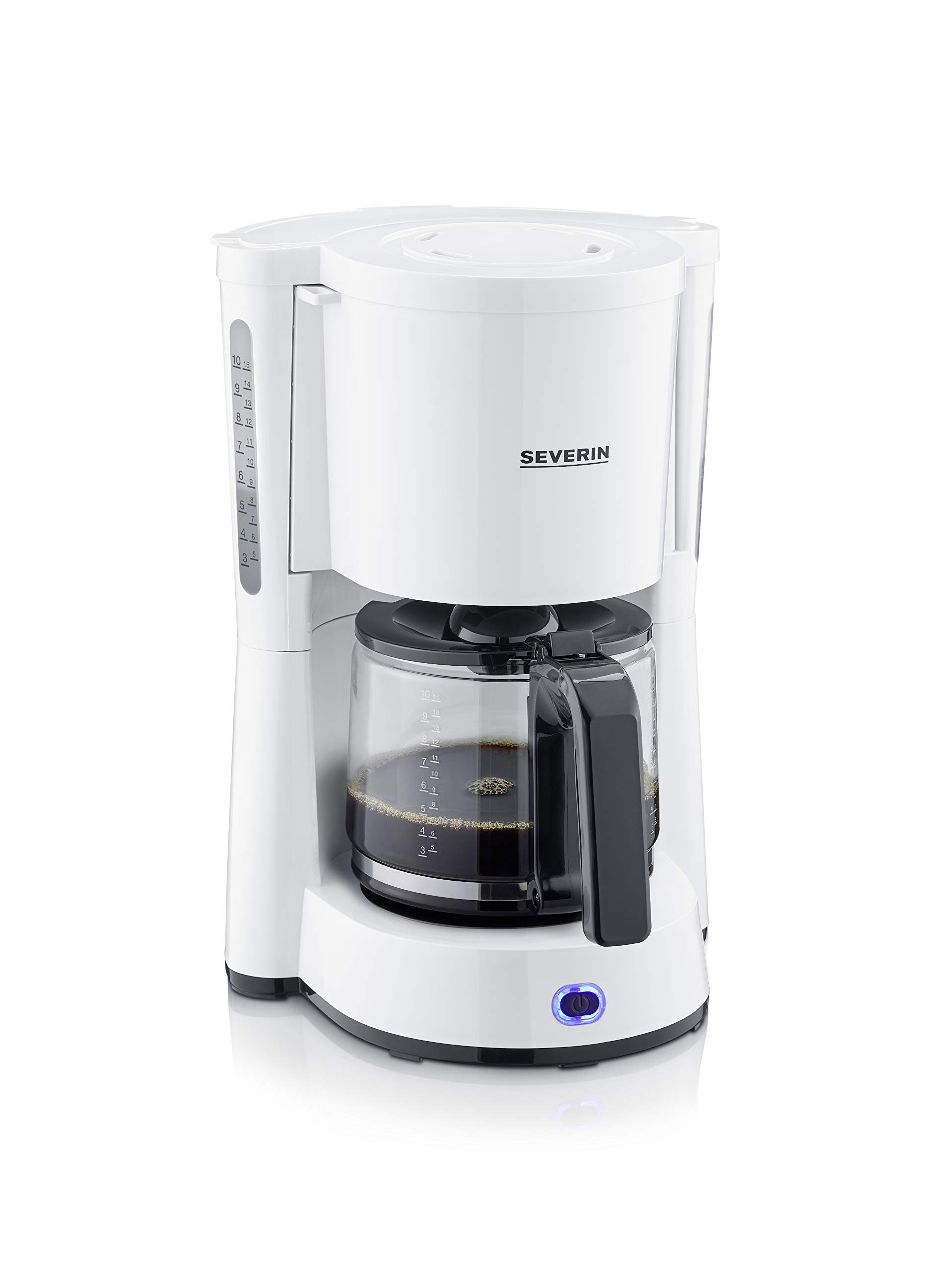 Severin KA 4816 - Cafetera de filtro Type, 1000 W, 1.25 L, color ...