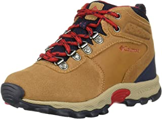 Columbia Kids' Youth Newton Ridge Suede Hiking Boot