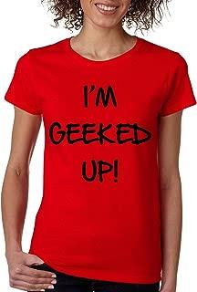 geeked up t shirt