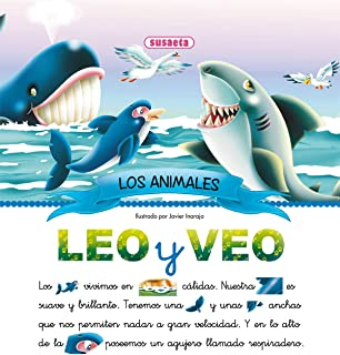 comprar comparacion Leo Y Veo Los Animales