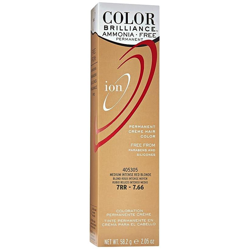 7RR Medium Intense Red Blonde Permanent Creme Hair Color
