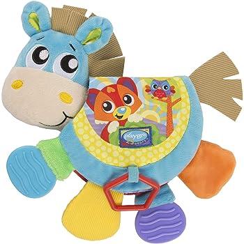 Juguetes Playgro Libro musical en forma de caballo Klipp Klapp ...