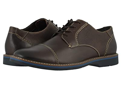 Nunn Bush Pasadena Cap Toe Oxford (Brown) Men