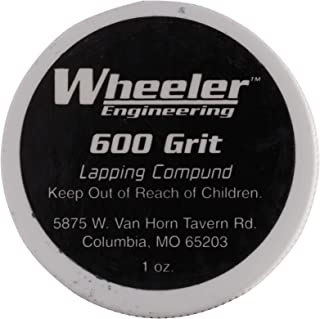 Wheeler 395155 Replacement 600 Grit Lapping Compound Jar, 1 oz